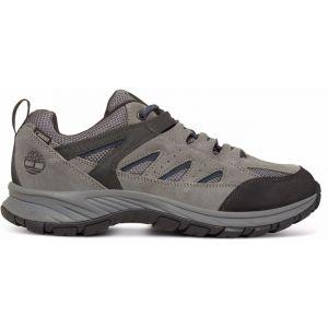 Timberland Sadler Pass F/L Low GTX Chaussures Homme gris/noir 43,5 Chaussures loisir