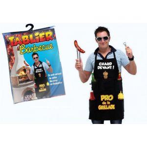 Tablier humoristique Barbecue