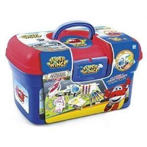 Canal Toys Malette d'activités Super Wings