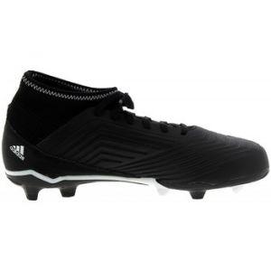 Adidas Chaussures de foot Predator 18.3 FG Scarpini Calcio Uomo Neri DB2320