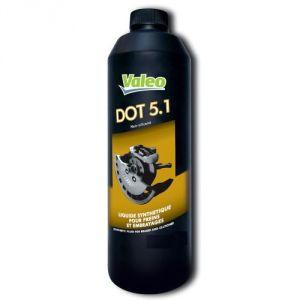 Valeo 402408 - Liquide de freins 1 litre DOT5.1