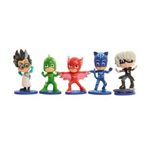 Giochi Preziosi Pyjamasques Pack 5 figurines