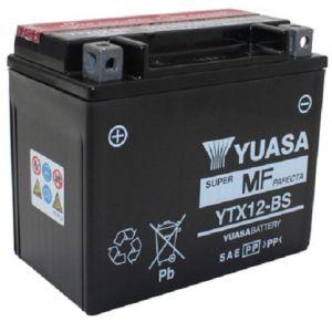 Yuasa Batterie moto YTX12-BS