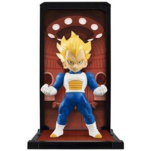 "Tamashii Buddies Super Saiyan Vegeta ""Dragon Ball"" Action Figure"
