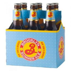 BROOKLYN SUMMER ALE 6X35,5