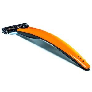 Bolin Webb R1-S Signal Orange - Rasoir Design