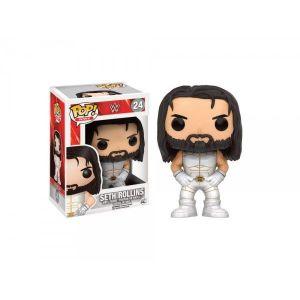 Funko Figurine Pop! WWE : Seth Rollins White Costume (10 cm)