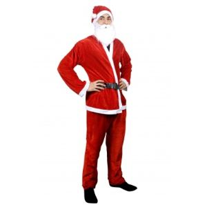 Déguisement du Père Noël homme