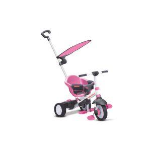 SmarTrike Tricycle Charm Plus 3 en 1 - Rose