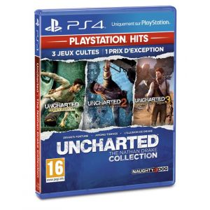 Uncharted Nathan Drake [PS4]