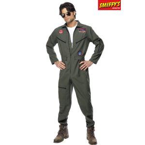 Smiffy's Déguisement pilote de ligne Top Gun (taille L)