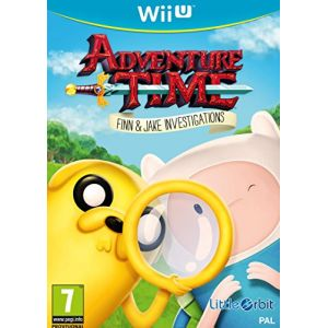 Adventure Time : Finn and Jake Investigations [Wii U]