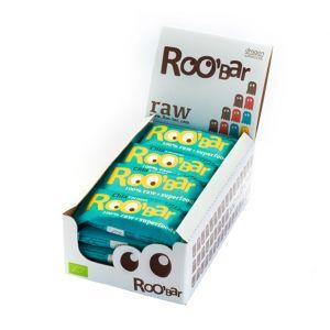 Roo'bar Raw Energy Bar Chia And Coconut 50 G X 16