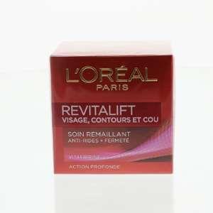 L'Oréal Revitalift Visage, Contour et Cou - Soin remaillant