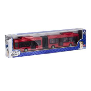 John World Figurine bus à accordéon city