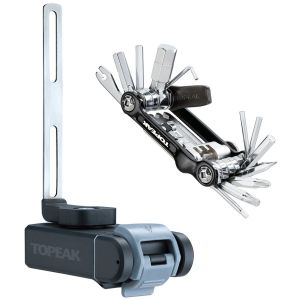 Topeak Ninja T Mountain - Mini outil - noir/argent Mini-outils