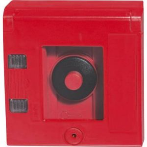 Legrand Bouton poussoir, Arrêt d'urgence LG.038024 en boîtier 230 V/AC 6 A 1 contact à fermeture, 1 contact à ouverture