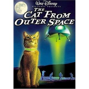 Import The cat from outer space DVD