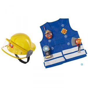 Smoby Kit pompier avec casque Sam le Pompier