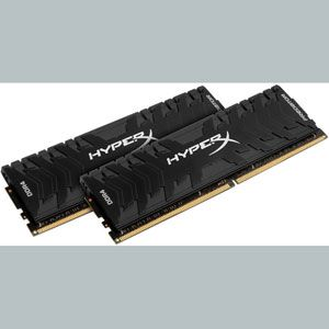 Kingston HyperX Predator Noir 32 Go (2x 16 Go) DDR4 2400 MHz CL12