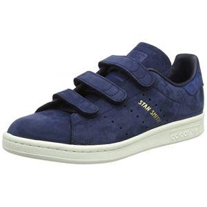 Adidas Stan Smith CF W, Bleu (Tinley/Tinley/Indnob 000), 36 EU