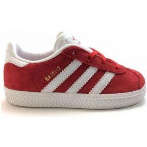 Adidas Originals Gazelle I, Baskets garçon, Rouge (Scarlet), 19 EU