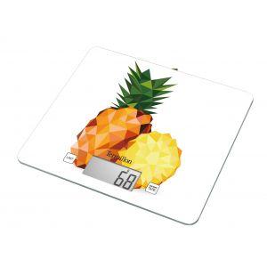 Terraillon T1040 Graphique Ananas - Balance culinaire électronique 3 kg