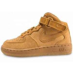Nike Chaussure Air Force 1 Mid LV8 Jeune enfant - Marron - Taille 35.5
