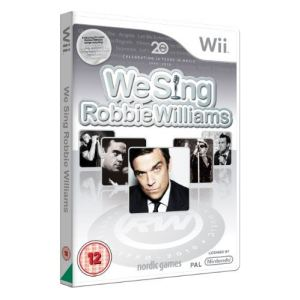 We Sing Robbie Williams (jeu seul) [Wii]