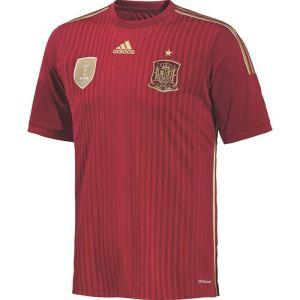 Adidas Maillot de foot à domicile Espagne Coupe du Monde 2014 enfant