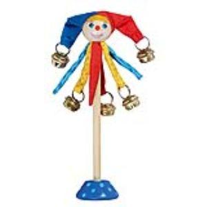 Goki 61915 - Joker tamo avec 5 clochettes