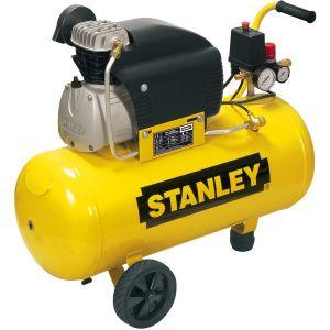 Stanley Compresseur coaxial 50L - 2CV - 8bars