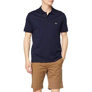 Lacoste Polo Homme Logo Polo Shirt, Bleu bleu - Taille EU XXL,EU S,EU M,EU L,EU XL,EU XS,EU 3XL