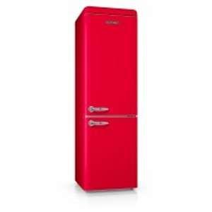 Schneider (Papeterie) SCB250V - Réfrigérateur combiné  Vintage