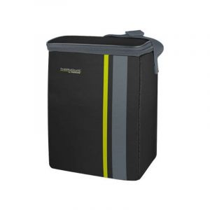 Thermos Sac isotherme 9L noir et lime - Neo