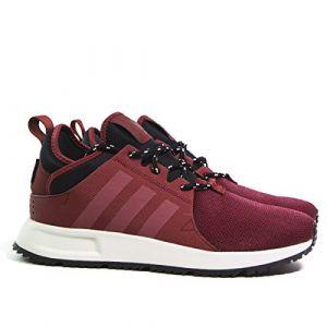 Adidas X_PLR Snkrboot, Chaussures de Fitness Homme, Multicolore-Rouge/Noir Buruni/Negbas, 47 1/3 EU