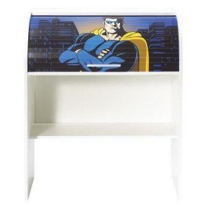 Meuble informatique à rideau coulissant Super Héro