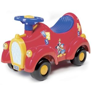 Smoby Porteur voiture Mickey