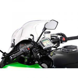 Sw-motech Support GPS QUICK-LOCK noir Kawasaki Z 1000 SX 11-