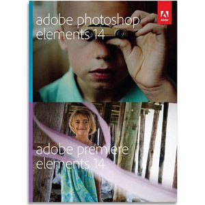 Photoshop & Premiere Elements 14 [Windows]