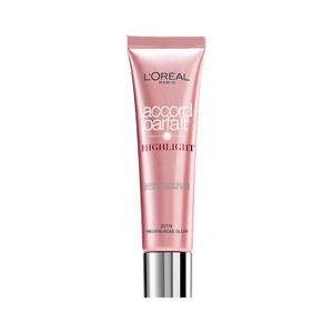 Image de L'Oréal Accord Parfait Highlight 201 Rose - Enlumineur glow éclat et bonne mine
