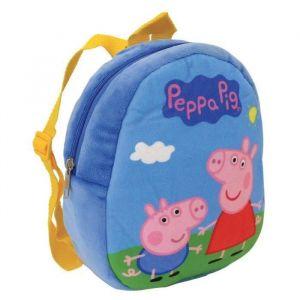 Jemini Sac à dos en peluche Peppa Pig 20 cm