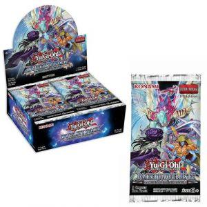 Konami Yu-Gi-Oh! Booster Pack du duelliste Gardiens dimensionnels