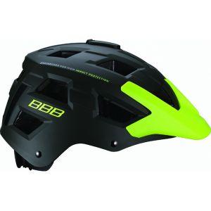 BBB cycling Casque Nanga Vert/Jaune BHE-54 - M