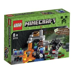 Lego 21113 - Minecraft : La grotte