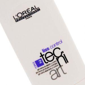 L'Oréal Tecni Art - Liss Control gel crème