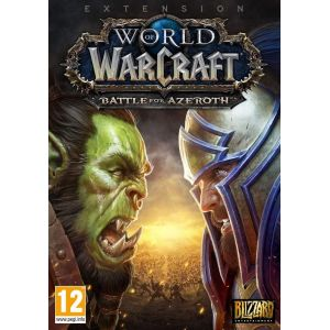 Image de World of Warcraft : Battle for Azeroth [PC]