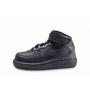 Nike Chaussure Air Force 1 Mid pour Bébé/Petit enfant - Noir - Taille 22