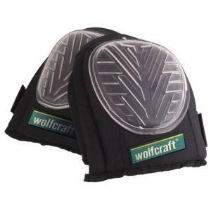 Wolfcraft 1 Paire de genouillères confort 4860000