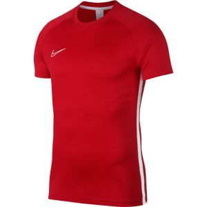 Nike Dri-Fit Academy SS - T-shirt - Homme - Rouge (Rot (Red/White)) - 2XL